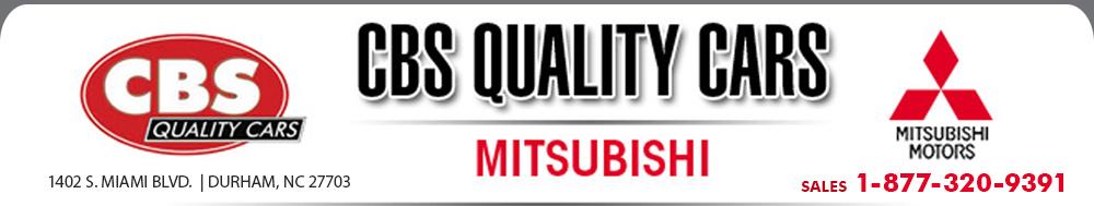 CBS Quality Cars - Durham, NC