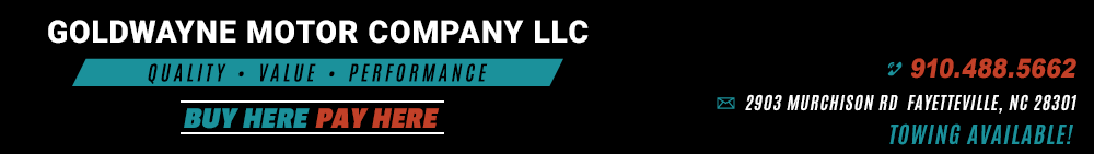 Goldwayne Motor Company LLC - Fayetteville, NC