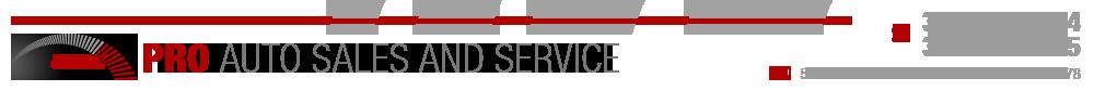Pro Auto Sales and Service - Ortonville, MN
