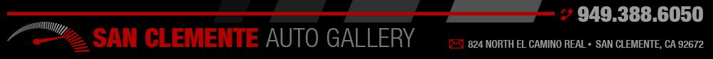 San Clemente Auto Gallery - San Clemente, CA