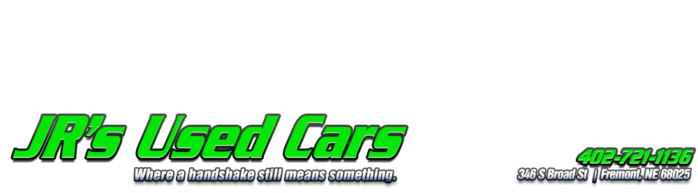 JR's Used Cars - Fremont, NE
