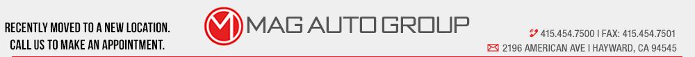 Marin Auto Group - San Rafael, CA
