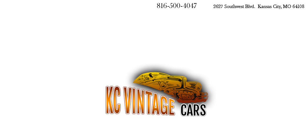 KC Vintage Cars - Kansas City, MO