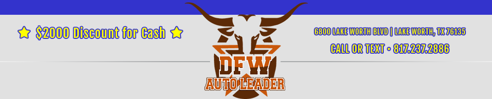 DFW Auto Finance & Sales - Lake Worth, TX