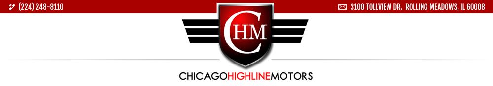 CHICAGO HIGHLINE MOTORS - Bensenville, IL
