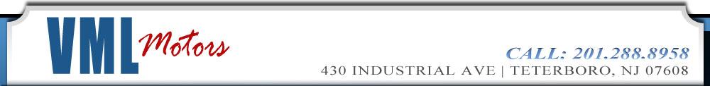 VML Motors LLC - Teterboro, NJ