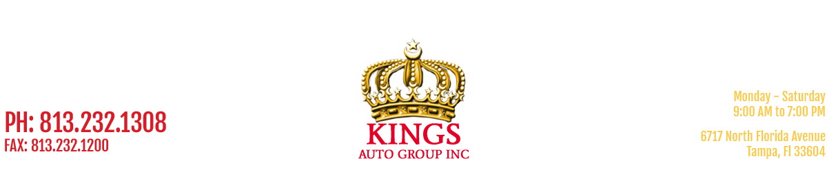 Kings Auto Group - Tampa, FL
