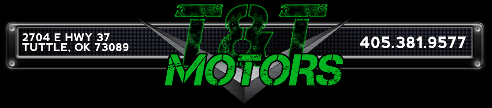 T & T MOTORS - Tuttle, OK