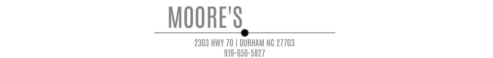Moore's Motors - Durham, NC