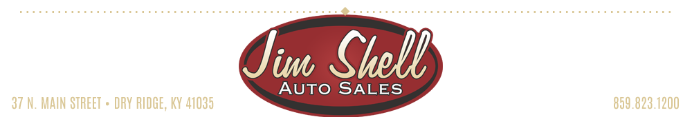 JIM SHELL AUTO SALES LLC - Dry Ridge, KY