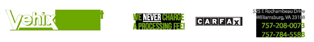 Vehix Discount Direct LLC - Williamsburg, VA