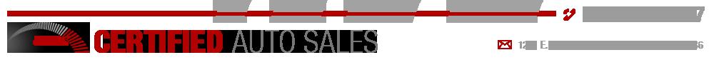 Certified Auto Sales - Upland, CA