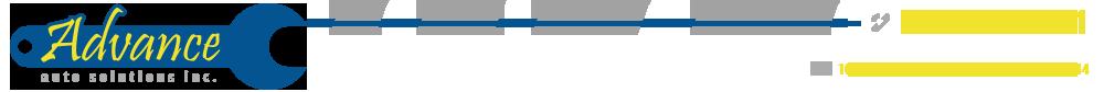 Advance Auto Solutions Inc - Canton, GA
