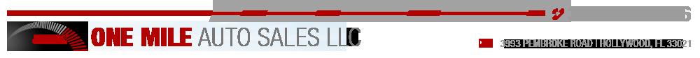 One Mile Auto Sales LLC - Miami, FL