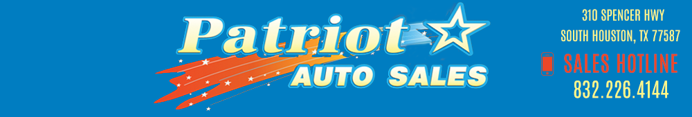 Patriot Auto Sales - South Houston, TX