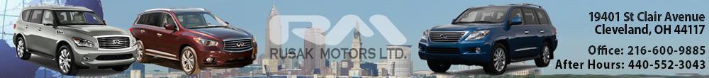 Rusak Motors LTD. - Cleveland, OH