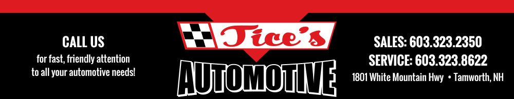 Tice's Automotive - Tamworth, NH