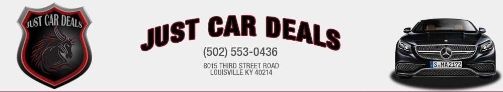 Just Car Deals - Louisville, KY