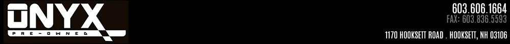Onyx Preowned Inc. - Hooksett, NH