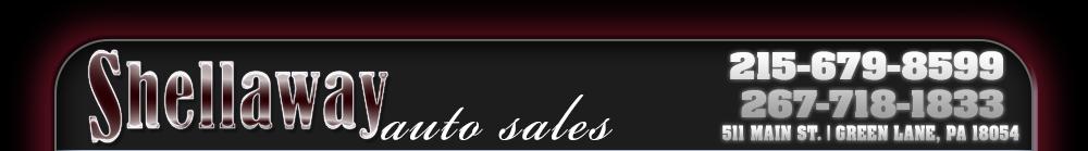 Shellaway Auto Sales LLC - Pennsburg, PA