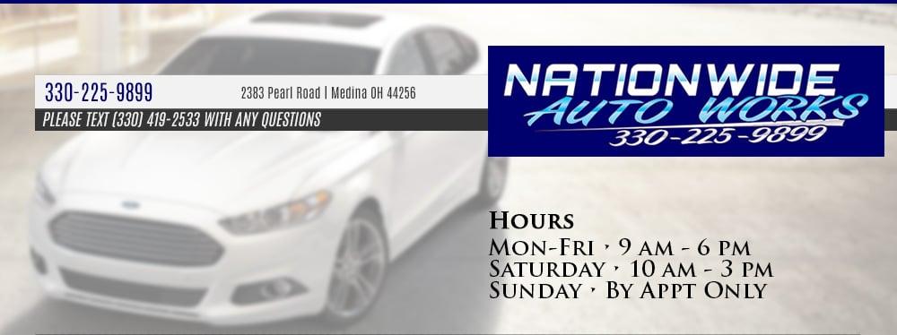 Nation Wide Auto Works - medina, OH