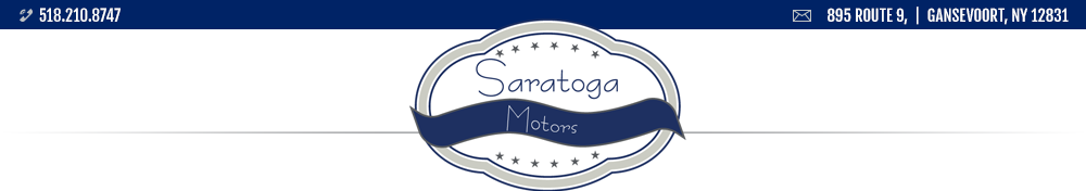 Saratoga Motors - Gansevoort, NY