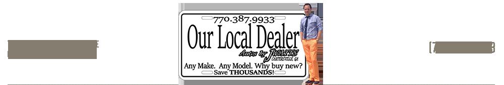 Our Local Dealer - Cartersville, GA