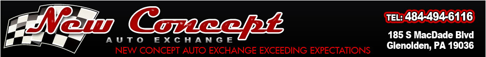 New Concept Auto Exchange - Glenolden, PA