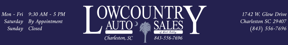Lowcountry Auto Sales - Charleston, SC