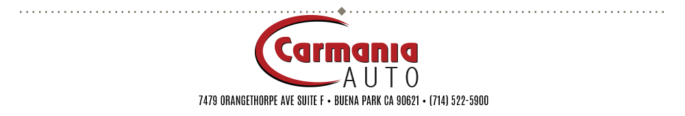 Carmania Auto Inc - Buena Park, CA