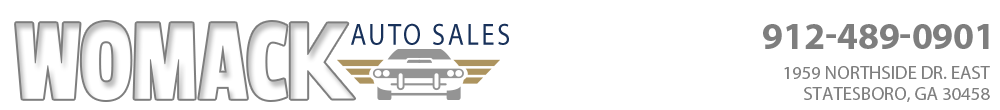 Womack Auto Sales - Statesboro, GA