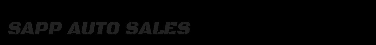 Contact Sapp Auto Sales Dealership Baxley GA 31513
