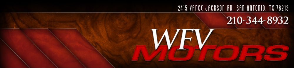 WFV Motors - San Antonio, TX