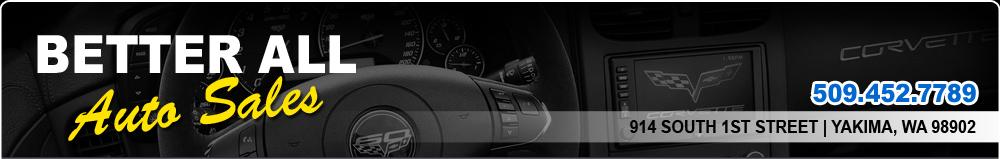 Better All Auto Sales - Yakima, WA