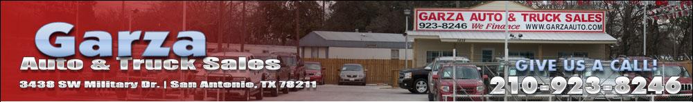 Garza Auto & Truck Sales - San Antonio, TX