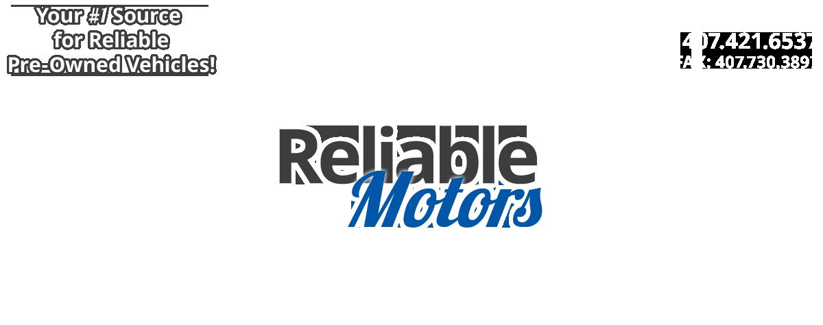 Reliable Motors - Orlando, FL