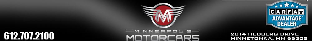 Minneapolis Motorcars - Minnetonka, MN