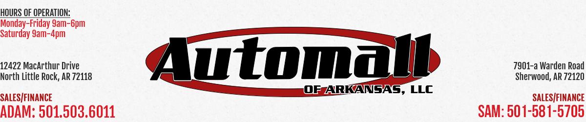 Automall of Arkansas LLC-North Little Rock,AR - North Little Rock, AR