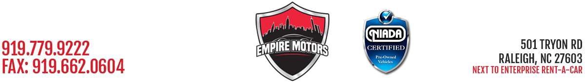Empire Motors - Raleigh, NC