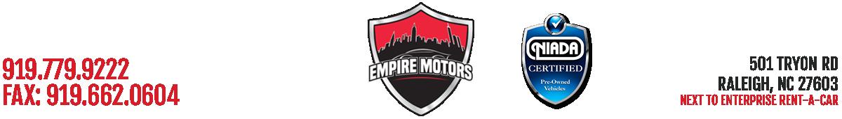 Empire Motors - Raleigh, NC