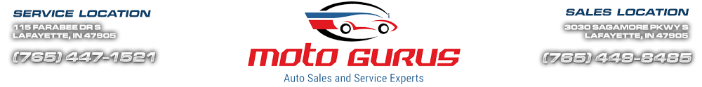 Moto-Gurus Auto Sales and Service Experts - Lafayette, IN