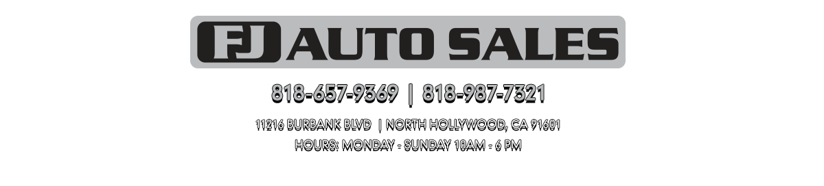 FJ Auto Sales - North Hollywood, CA
