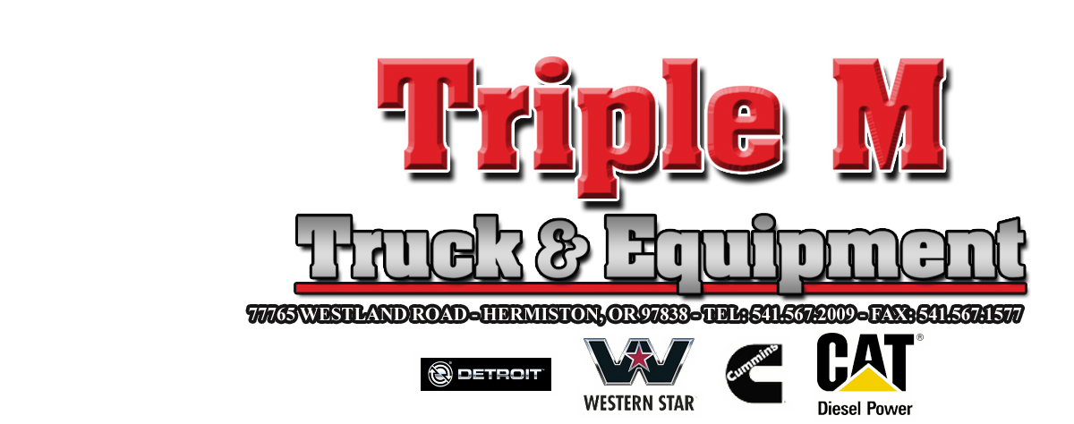 TRIPLE M TRUCK & EQUIPMENT LLC - Hermiston, OR