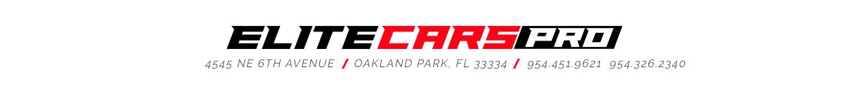 Elite Cars Pro - Oakland Park, FL
