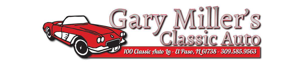 Gary Miller's Classic Auto - El Paso, IL