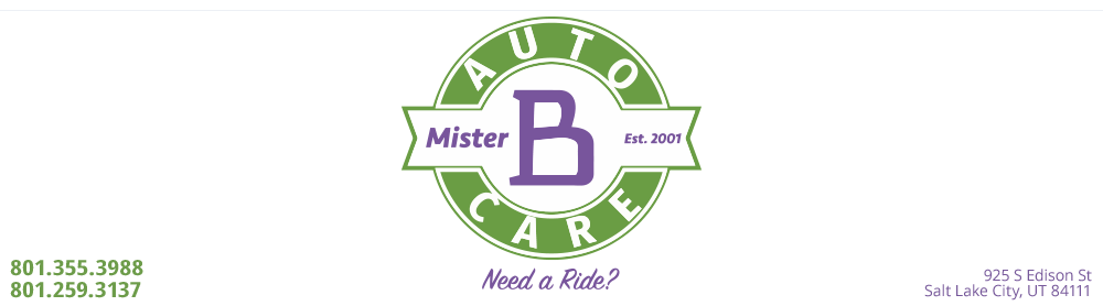 Mister B Auto Care, Inc. - Salt Lake City, UT
