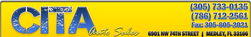 Cita Auto Sales - Medley, FL