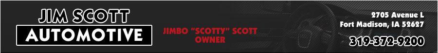 Jim Scott Automotive - Fort Madison, IA