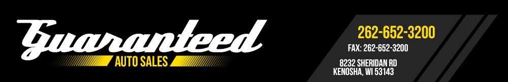 Guaranteed Auto Sales - Kenosha, WI