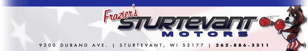 Fraziers Sturtevant Motors - Sturtevant, WI